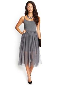 Forever21 Tulle Dress
