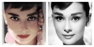 Audrey Hepburn Life In Color
