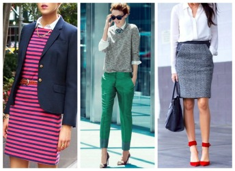 bright work outfits