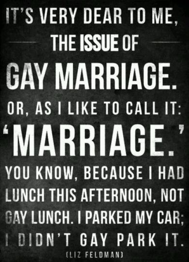 Marriage Equality Quotes Life In Color