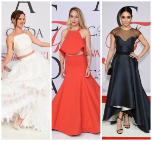 Flair for Flare CFDA
