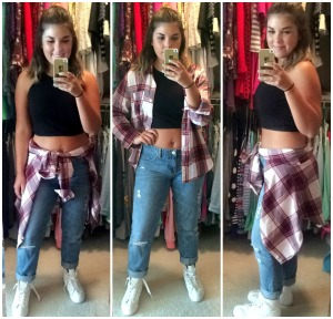 Flannel Collage